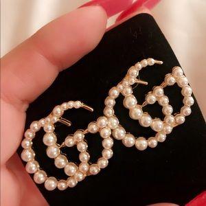 Fashion GG earrings